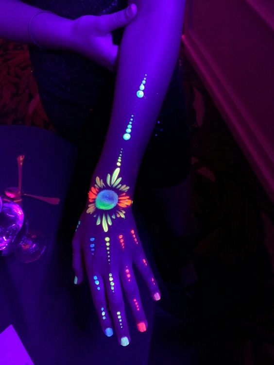 Glow In The Dark Party Ideas Glow In Dark Party Blacklight Party Neon Party