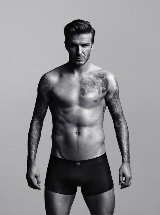 David Beckham.. Well Hey-Yell.  #GoodGrief