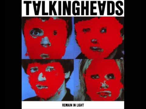 """Talking Heads - Houses In Motion (Stereo Difference) from """"Remain In Light"""""""