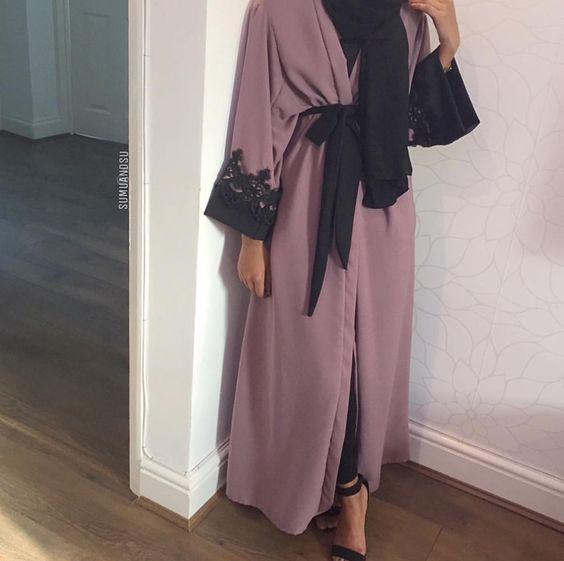 Pinterest Adarkurdish Abayas Fashion Abaya Fashion Hijabi Fashion