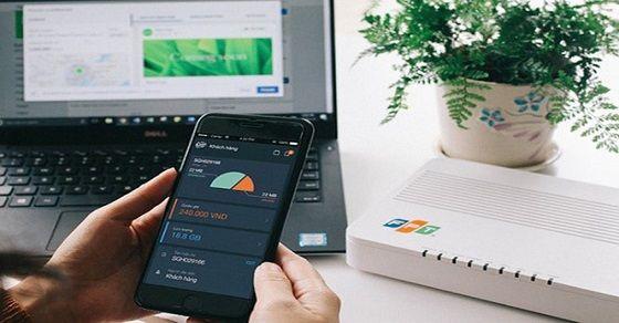 Modem wifi băng tần kép tăng tốc độ truy cập