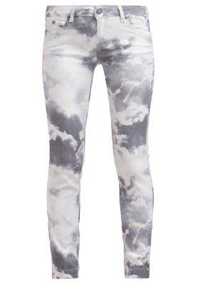 KARO - Jeans Slim Fit - white