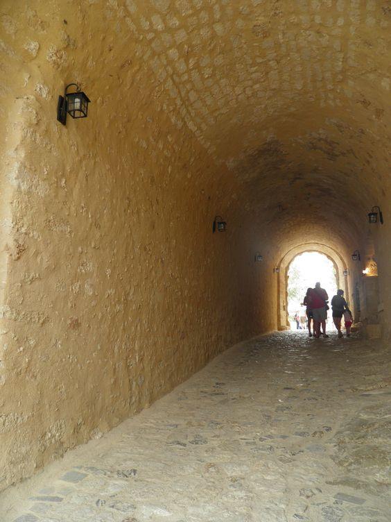Fortezza, Rethymno, Crete