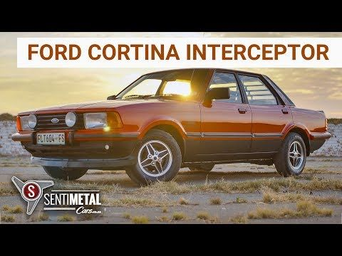 Ford Cortina Xr6 Interceptor Sentimetal Episode 12 Youtube In