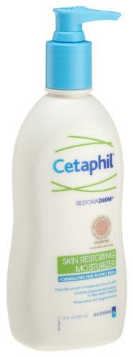 Cetaphil moisturizing cream side effects