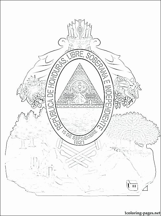Ecuador Flag Coloring Page Lovely Ecuador Coloring Pages At