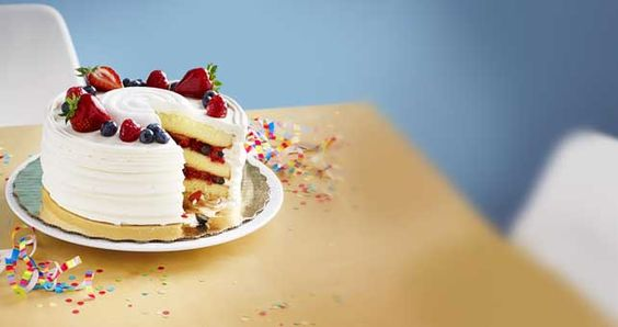 Publix Chantilly Cake Frosting