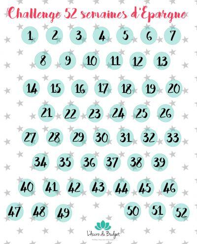 Challenge 52 semaines pour bujo