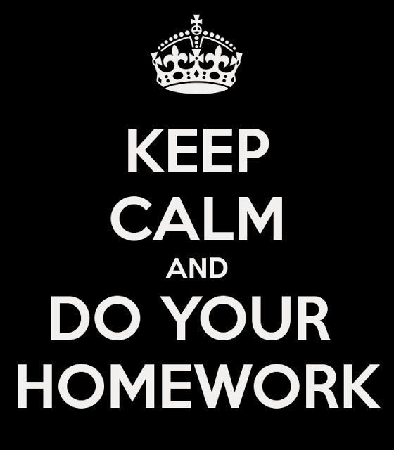 What Is The Meaning Of Do One's Homework - image 5