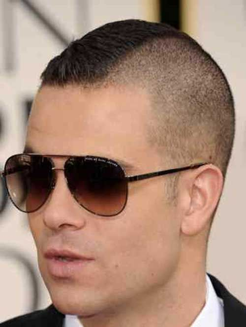 Fantastic Hairstyles Mohawk Hairstyles For Men And Short Mohawk Hairstyles Short Hairstyles Gunalazisus
