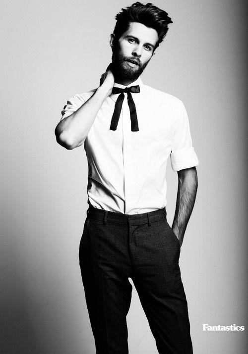 Justin Passmore by Darren Black for Fantasticsmag