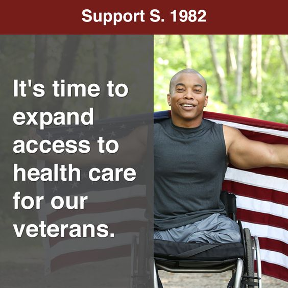 Today the Senate is expected to take up legislation by Sen. Bernie Sanders, chairman of the Senate Committee on Veterans' Affairs. The bill would improve VA health care and dental care, expand educational opportunities