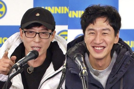 "Yoo Jae Suk Suggests Cute Couple Name For Lee Kwang Soo And Lee Sun Bin On ""Running Man"""
