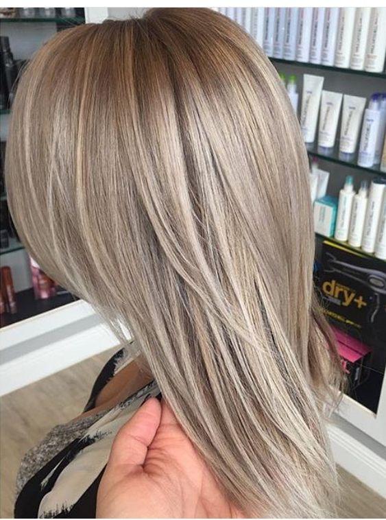 Beige ash blonde                                                       …