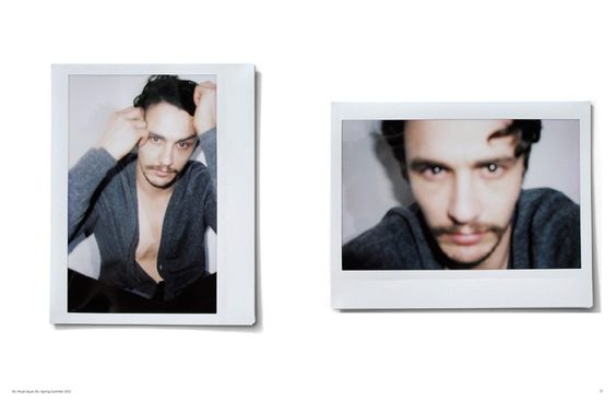 James Franco for Mister Muse