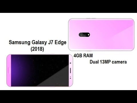 Samsung Galaxy J7 Edge(2018)