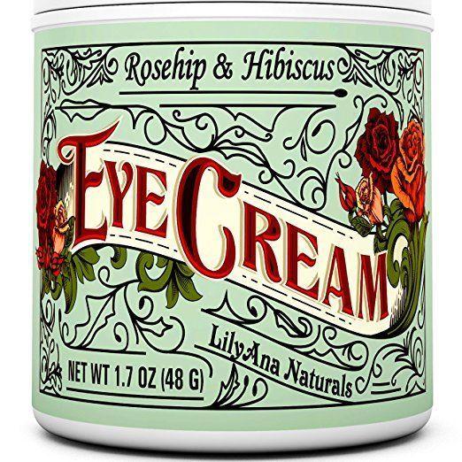 Eye Cream Moisturizer 1oz 94 Natural Anti Aging Skin Care By Lilyana Natural Natural Anti Aging Skin Care Moisturizer Cream Natural Eye Cream