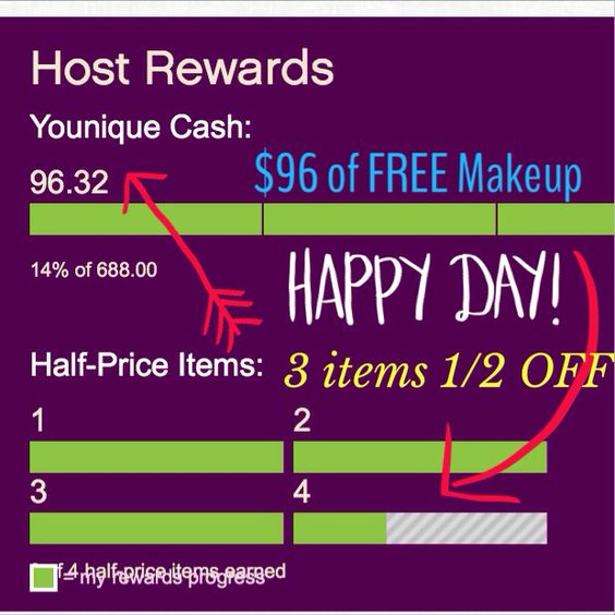 Ask me how to get FREE Makeup!!!! Youniqueproducts.com/AraFletcher