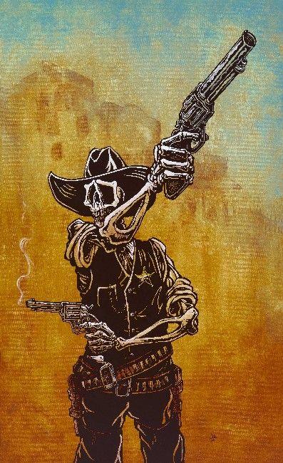 Art, Cowboys and Weste...