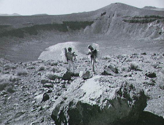 Lunar Crater, Nevada