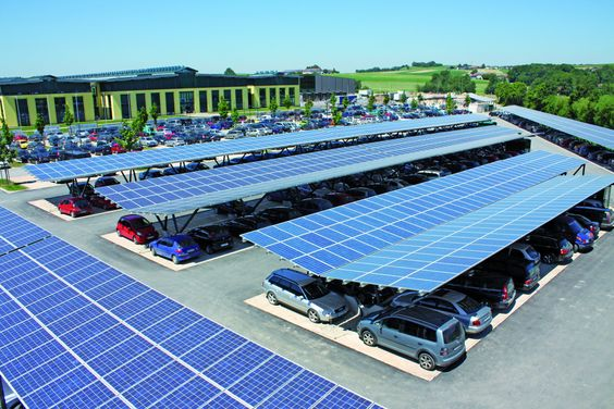 11 Revolutionary Smart Parking Solutions And Innovations Solar Panels Solar Parking Solutions