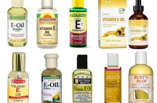 8 Best Vitamin E Oil Brands In India Vitamin E Oil Vitamin E Natural Vitamin E