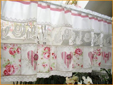 13 Schon Gardinen Shabby Vintage In 2020 Scheibengardine Gardinen Shabby Chic Vorhange