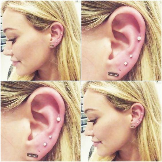 Pinterest the world s catalog of ideas for Hilary duff tattoos