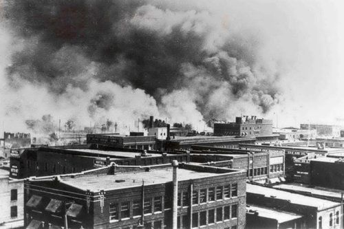 Pin On Tulsa Race Riot June 1st 1921