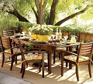 More Pottery Barn outdoor spaces
