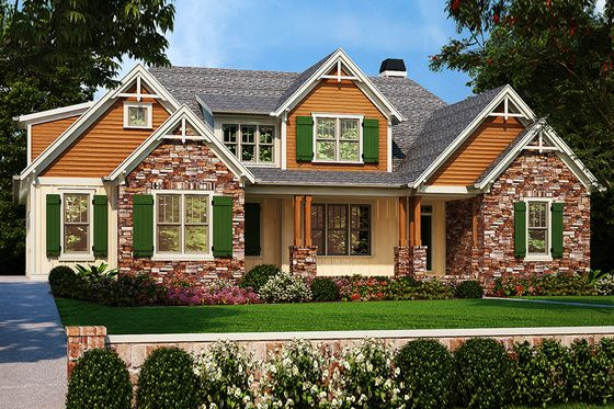 House Plan 927-984 | Neat House Plans Stuff | Pinterest ...