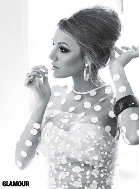 Blake Lively_Glamour Magazine_5