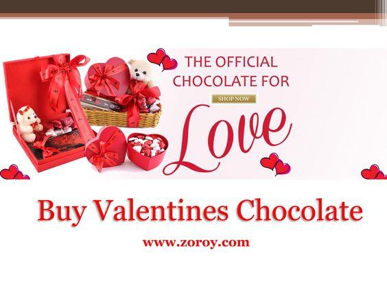 Buy Valentines Day Chocolate Gift for Girlfriend @ Zoroy ...
