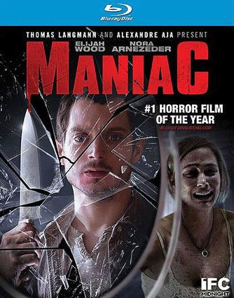 Maniac Blu Ray Maniac Blu Ray Horror Films Slasher Movies