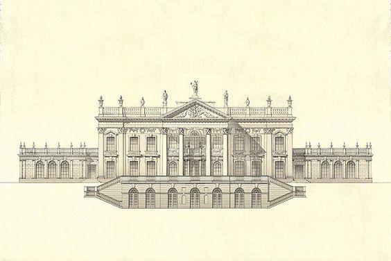 adam architecture english baroque house berkshire