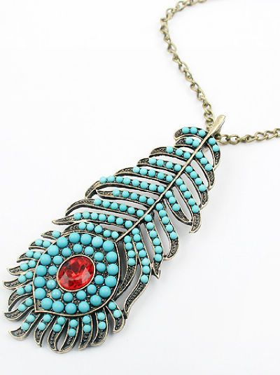 New Arrival Leaf Shape Necklace  $ 1.81