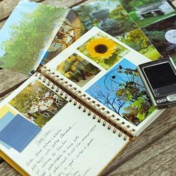 "Learn from Your Notes ""Use a garden journal to save time and effort. Jot down notes every week as you garden, then refer back the next year."""