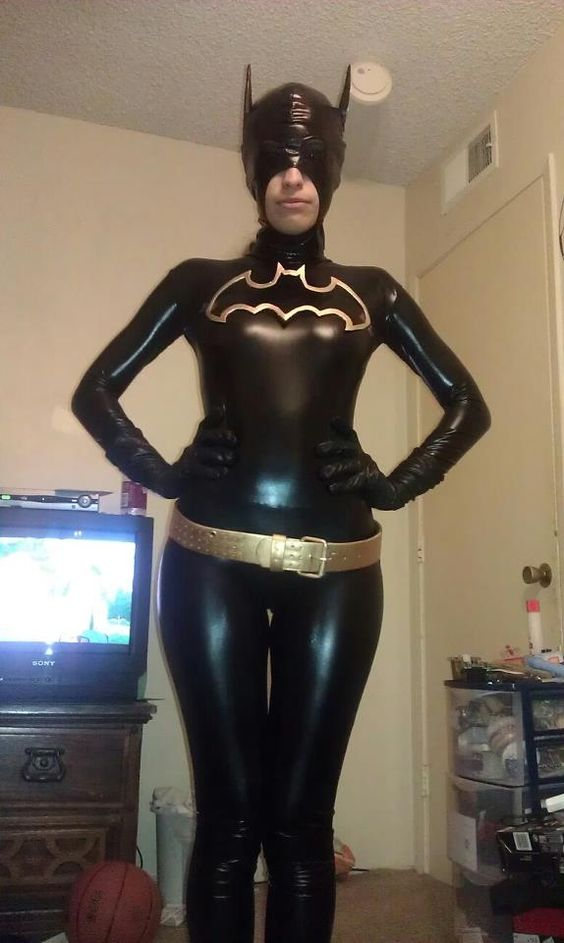 batgirl WIP by JenovaRikku on deviantART