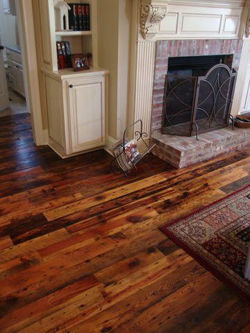 Floors Woods And Planks On Pinterest