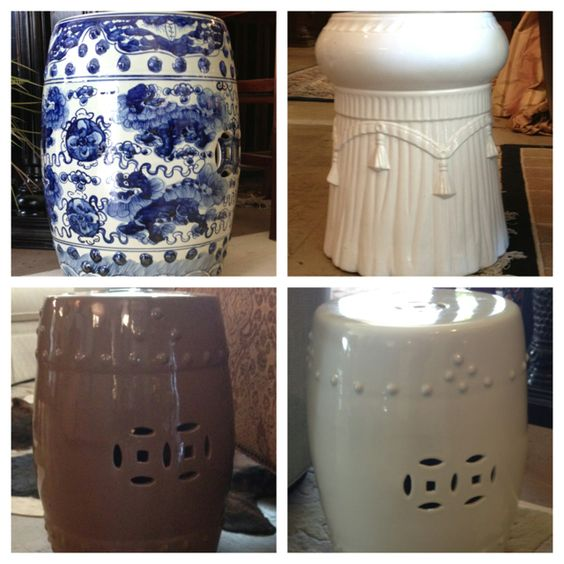 20% off accent stools. This Week