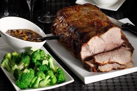 Ροστ μπιφ με σάλτσα θυμαριού και μουστάρδας - Συνταγές | γαστρονόμος:
