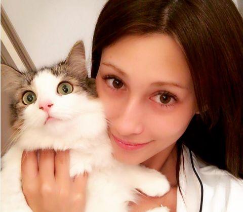 愛猫×ダレノガレ明美