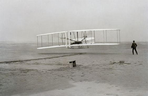 the first successful flight, 1903
