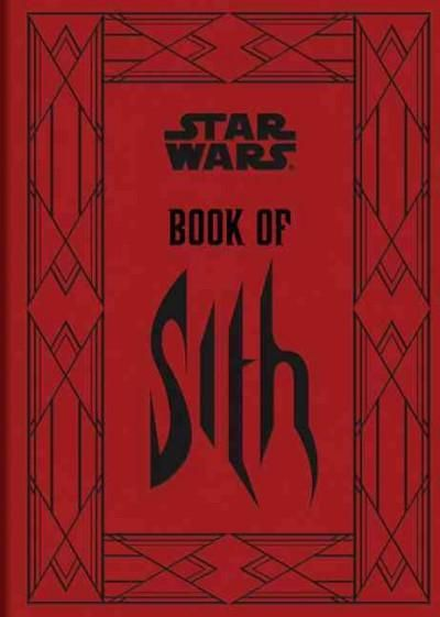 Star Wars Book of Sith: Secrets from the Dark Side