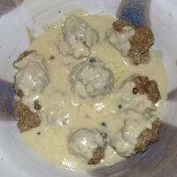 Meatballs in White Sauce - Königsberger Klopse