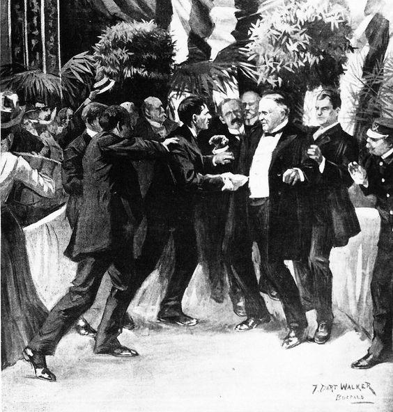 Shooting of McKinley -- Leon Czolgosz