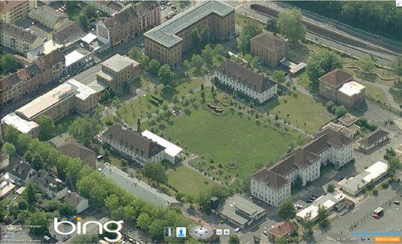 U.S. Army Aschaffenburg Germany   USMCA Aschaffenburg (APO 09162) - Histories, Misc. Information