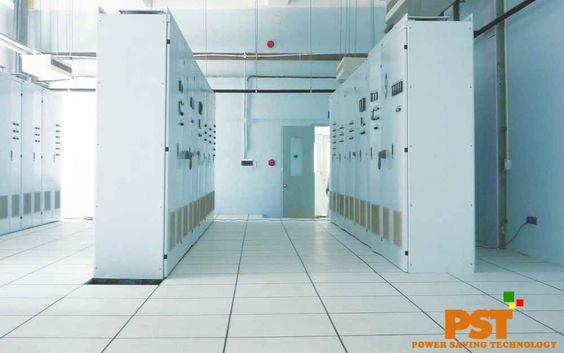 sàn nâng phòng server