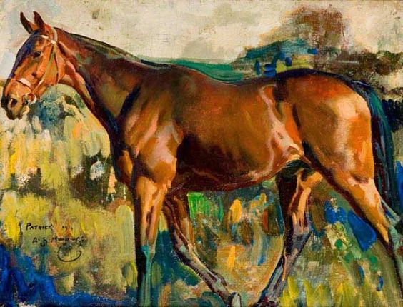 Patrick  by Alfred Munnings
