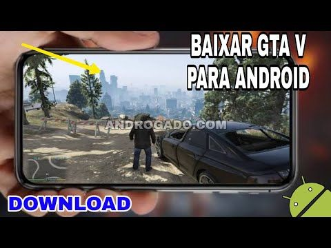 Como Baixar E Instalar Gta V Para Android Mod Do Gta Iii Youtube